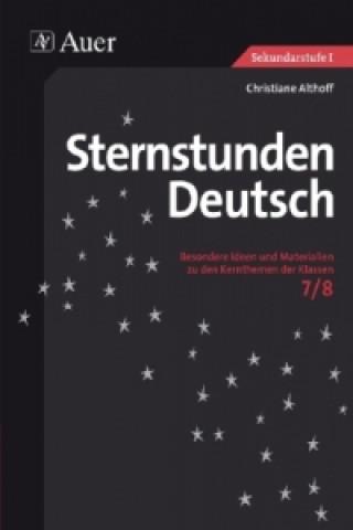 Sternstunden Deutsch 7/8