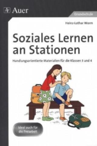 Soziales Lernen an Stationen