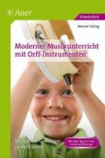 Moderner Musikunterricht mit Orff-Instrumenten