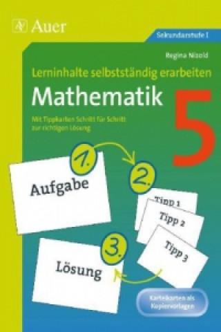 Lerninhalte selbstständig erarbeiten, Mathematik 5