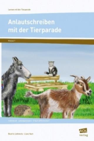 Anlautschreiben mit der Tierparade