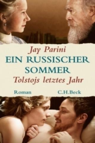 Ein russischer Sommer, Film-Tie-In