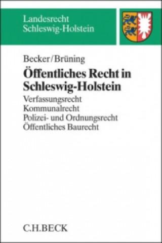 Öffentliches Recht in Schleswig-Holstein