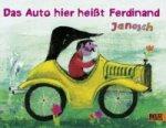 Das Auto hier heißt Ferdinand