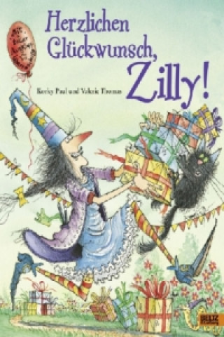 Herzlichen Glückwunsch, Zilly!