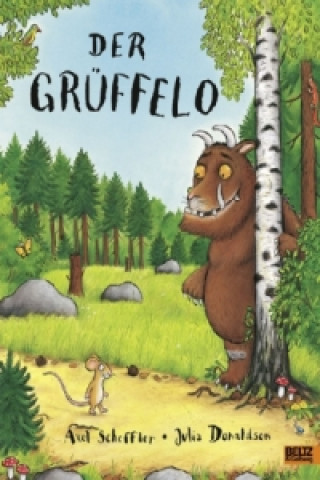 Der Grüffelo, Maxi-Ausgabe