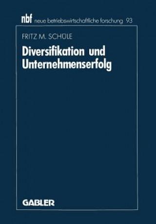 Diversifikation Und Unternehmenserfolg