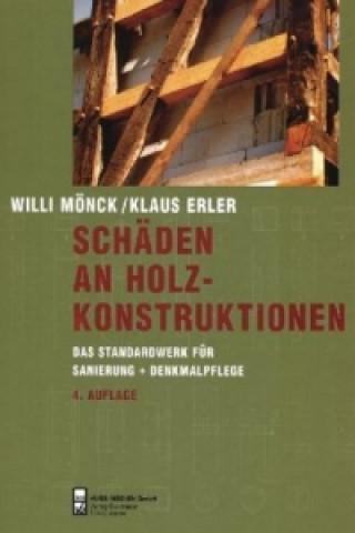 Schäden an Holzkonstruktionen
