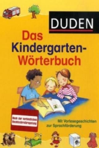 Duden Das Kindergarten-Wörterbuch
