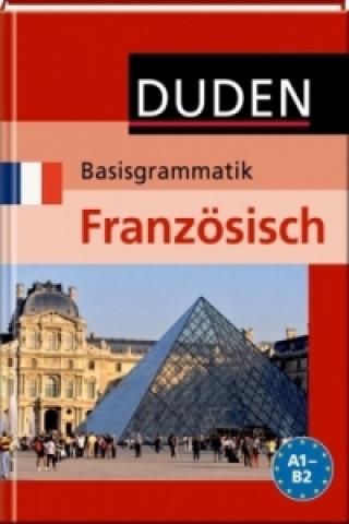 Duden Basisgrammatik Französisch