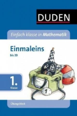 Einmaleins, 1. Klasse