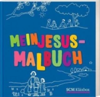 Mein Jesus-Malbuch