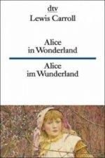 Alice in Wonderland, Alice im Wunderland. Alice in Wonderland