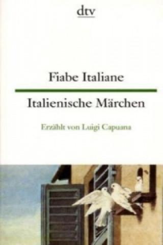 Fiabe Italiane. Italienische Märchen