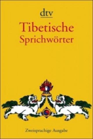 Tibetische Sprichwörter. bod kyi gtam dpe