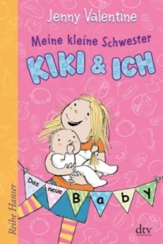 Meine kleine Schwester Kiki & ich, Das neue Baby