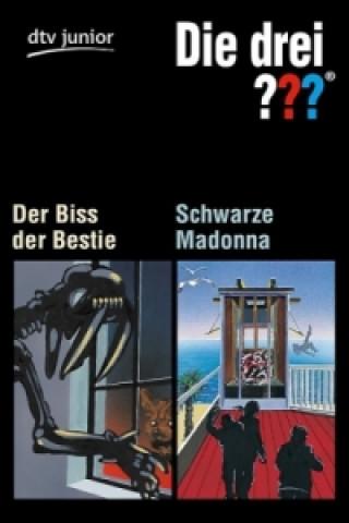 Die drei Fragezeichen - Der Biss der Bestie. Die drei Fragezeichen - Schwarze Madonna