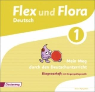 Mein Weg durch den Deutschunterricht. Diagnoseheft 1 mit Eingangsdiagnostik