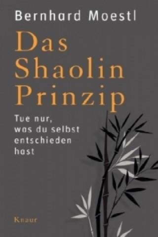 Das Shaolin-Prinzip