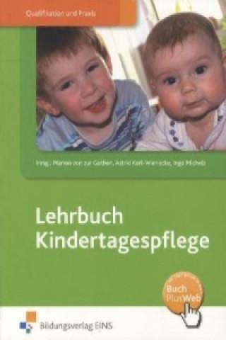 Lehrbuch Kindertagespflege