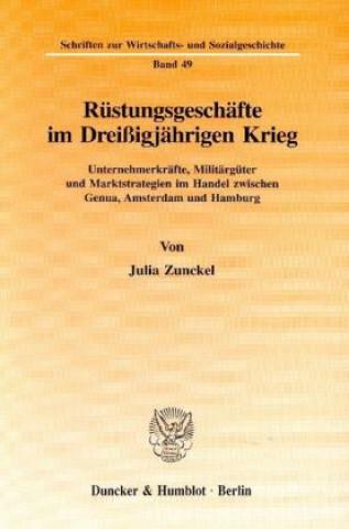 Rüstungsgeschäfte im Dreißigjährigen Krieg.