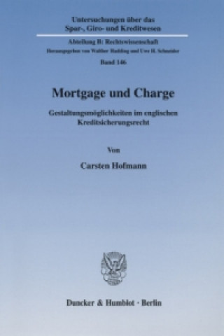 Mortgage und Charge.
