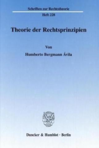Theorie der Rechtsprinzipien