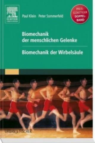 Biomechanik der menschlichen Gelenke. Biomechanik der Wirbelsäule