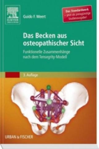 Das Becken aus osteopathischer Sicht, Studienausgabe
