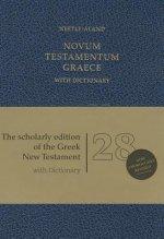 Novum Testamentum Graece, 28. revidierte Auflage, with Dictionary (Greek-Englisch)
