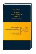 Novum Testamentum Graece, 28. Aufl., Griechisch-Deutsch, Paralleledition