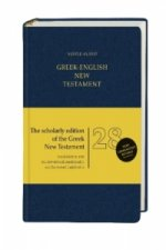 Novum Testamentum Graece, 28. Aufl., New Revised Standard Version and Revised English Bible. New Testament, Greek / English