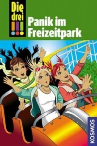 Die drei Ausrufezeichen, Panik im Freizeitpark