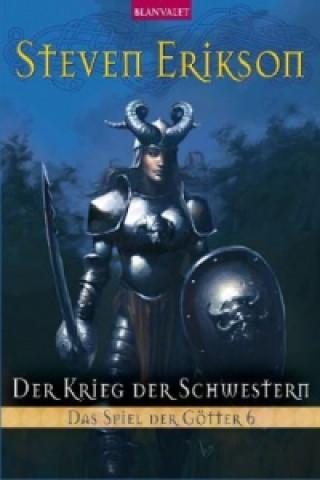 Das Spiel der Götter - Der Krieg der Schwestern