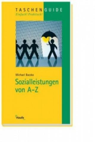 Sozialleistungen von A-Z