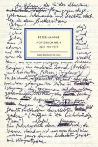 Notizbuch Nr. 4