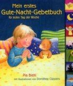 Mein erstes Gute-Nacht-Gebetbuch für jeden Tag der Woche