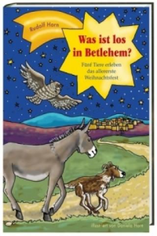 Was ist los in Betlehem?