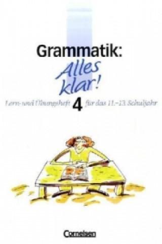 Grammatik. Bd.4