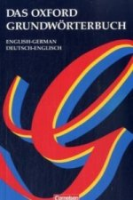 Das Oxford Grundwörterbuch, English-German, Deutsch-Englisch