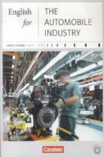 English for the Automobile Industry, Kursbuch mit Audio-CD