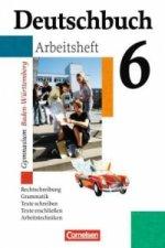 Deutschbuch Gymnasium - Baden-Württemberg - Ausgabe 2003 - Band 6: 10. Schuljahr
