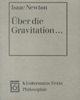Über die Gravitation . . .