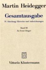 Zu Ernst Jünger