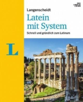 Langenscheidt Latein mit System, Buch und CD-ROM