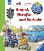 Ampel, Straße und Verkehr