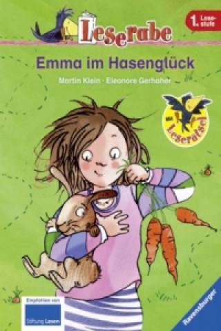 Emma im Hasenglück