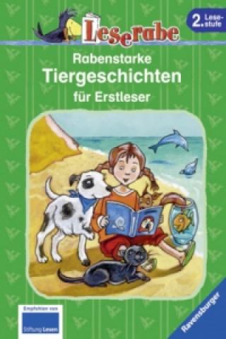 Rabenstarke Tiergeschichten für Erstleser. Tierfreundegeschichten. Mein Freund, der Delfin