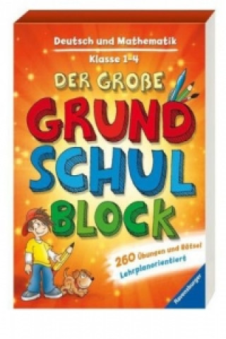 Der große Grundschulblock, Klasse 1 - 4