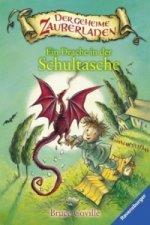 Der geheime Zauberladen - Ein Drache in der Schultasche